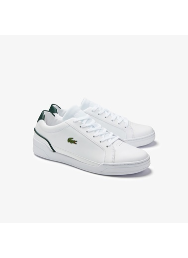 Lacoste Erkek Challenge 0120 2 Sma Sneakers 740SMA0080.1R5 Beyaz